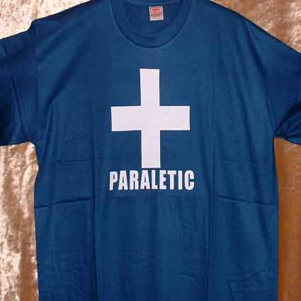 T-SHIRT / PARALETIC