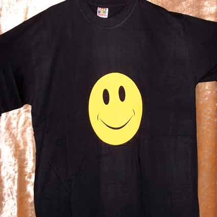 T-SHIRT / Smile Face