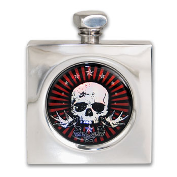 Dead Man's Rest Flask
