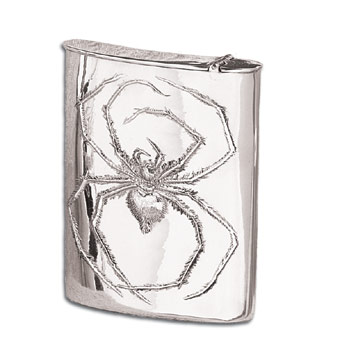 Dead Spider Cigarette Case