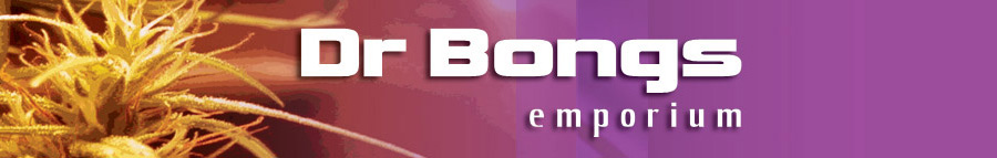 Dr Bongs Emporium for Glass Bongs, Vapourisers, Tobacco, Herbal Highs, Legal highs, Grinders